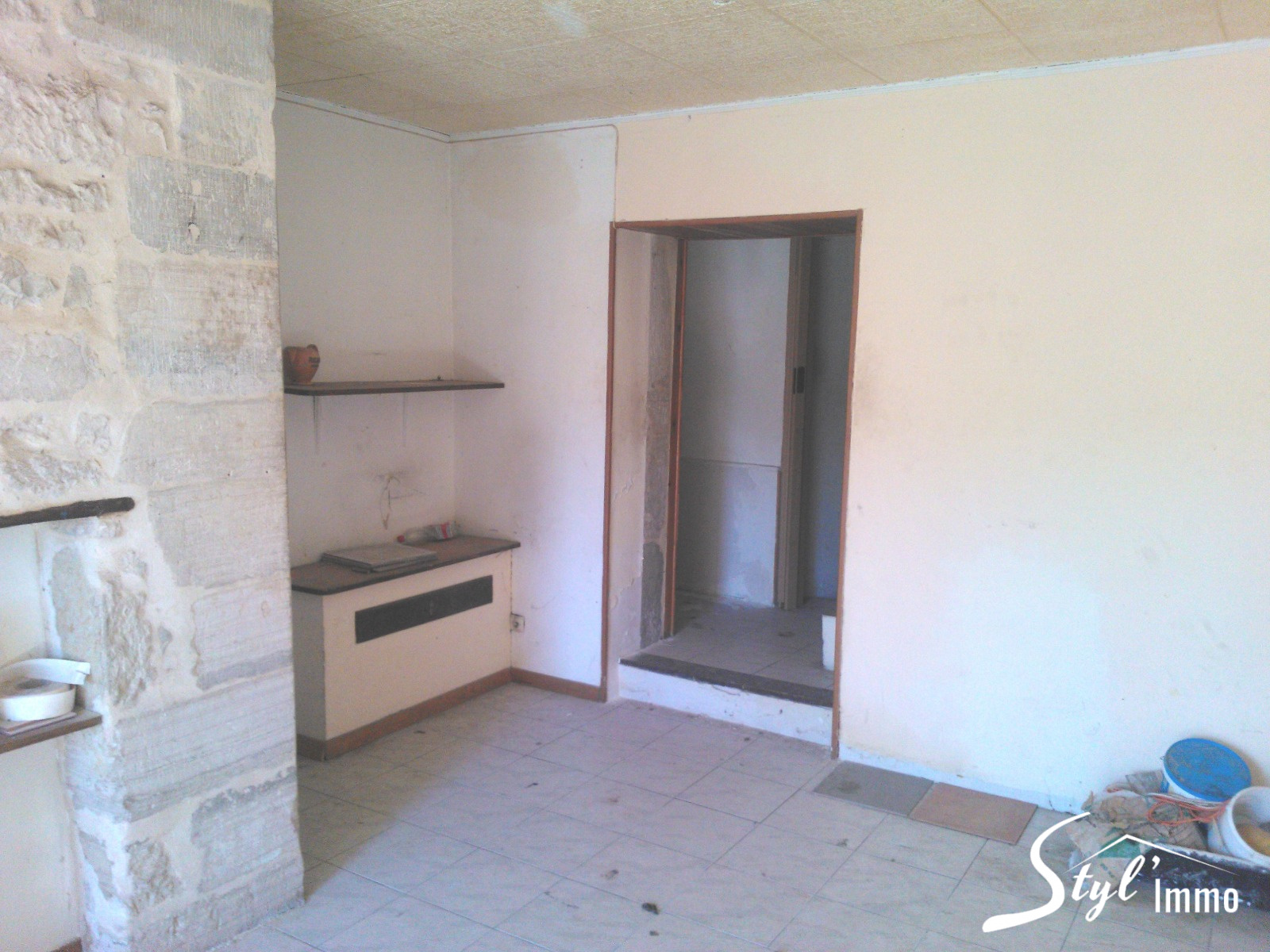 Vente maison villa petit prix ideal pour premier investissement maison de - Maison a renover petit prix ...