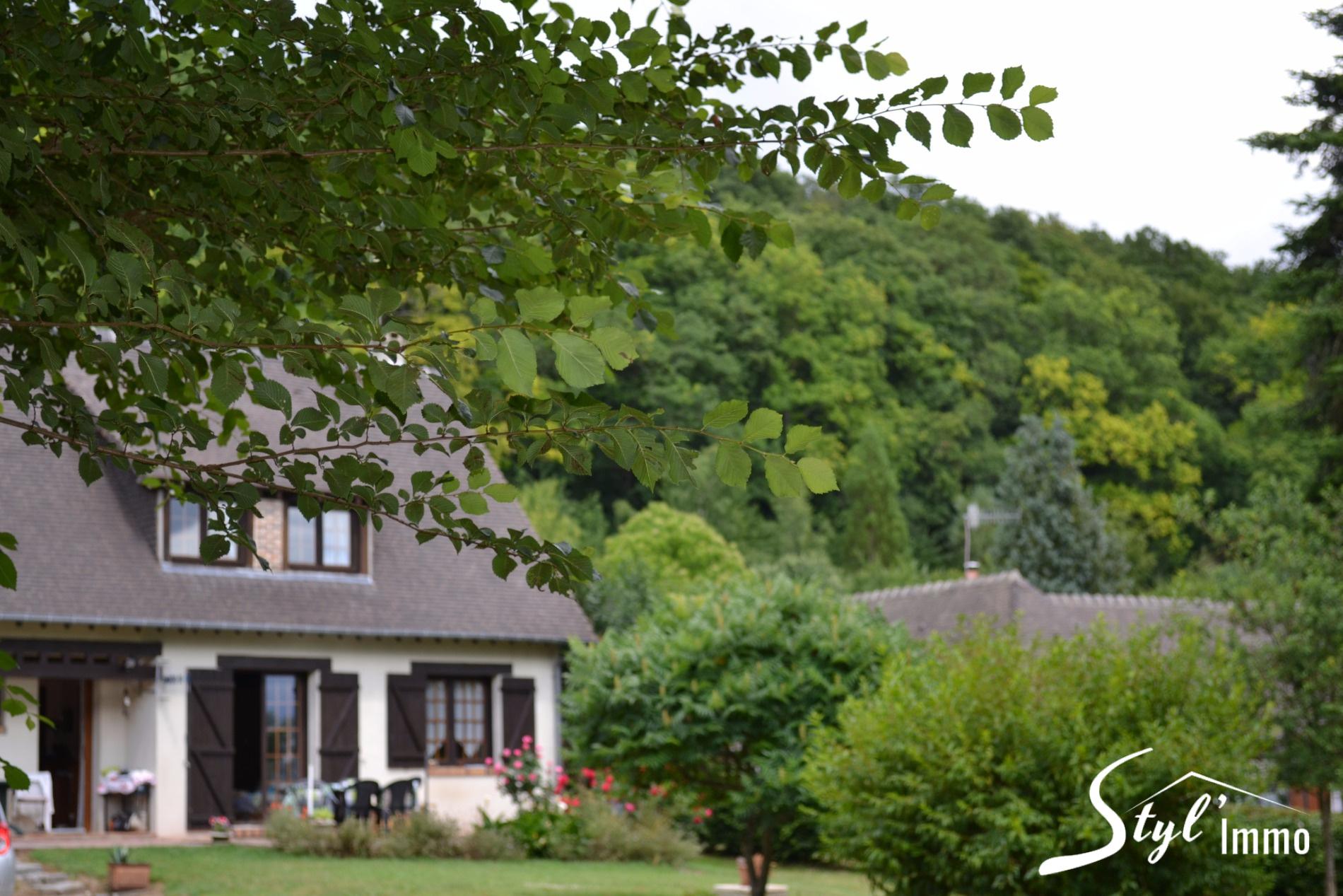Annonce vente maison montfort sur risle 27290 93 m for Agnes b la maison sur l eau