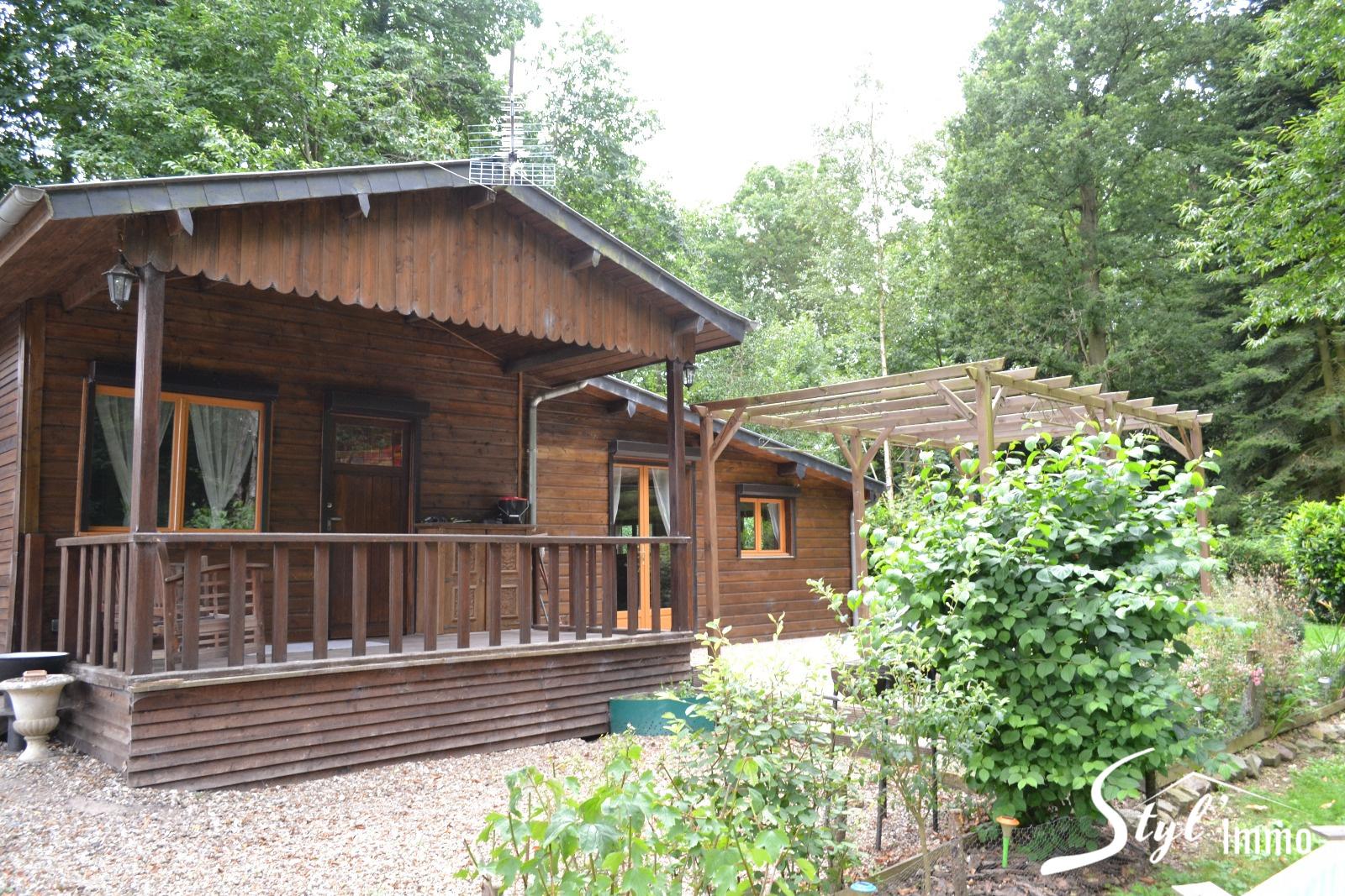 Annonce vente maison pont audemer 27500 65 m 103 498 - Maison en pleine nature ...