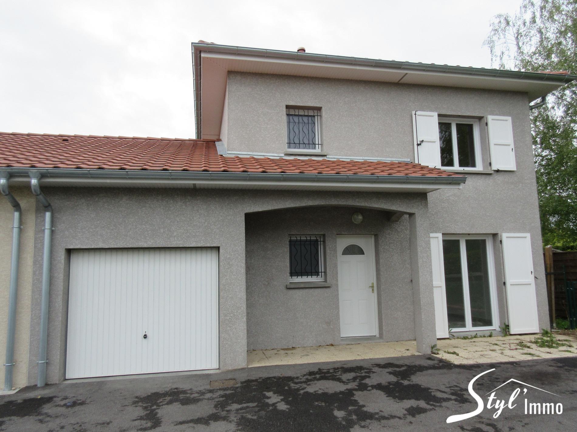 Annonce vente maison bourgoin jallieu 38300 86 m 192 for Maison bourgoin jallieu