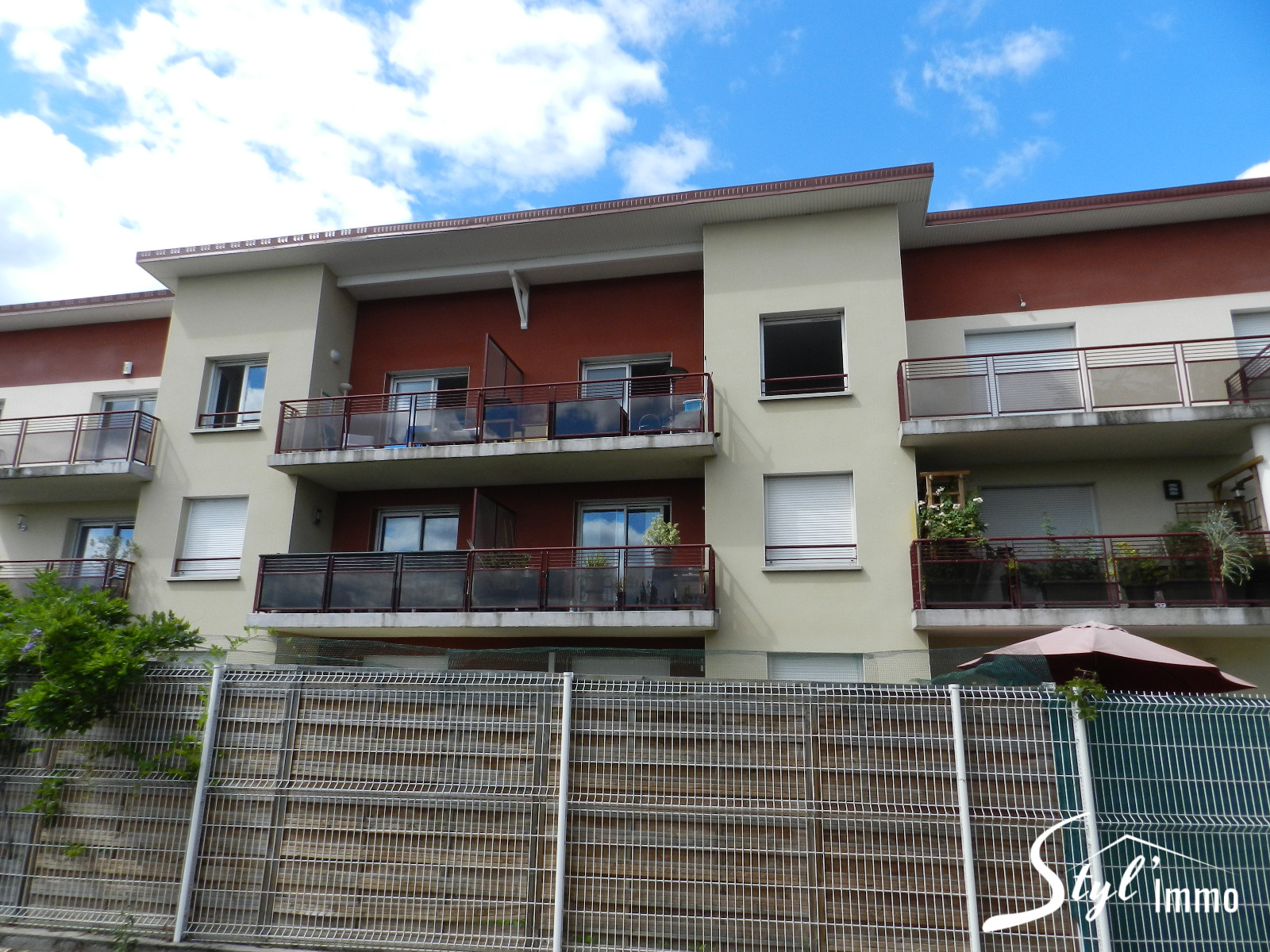 Annonce vente appartement meyzieu 69330 50 m 169 000 992738553355 for Appartement 2 pieces yverdon