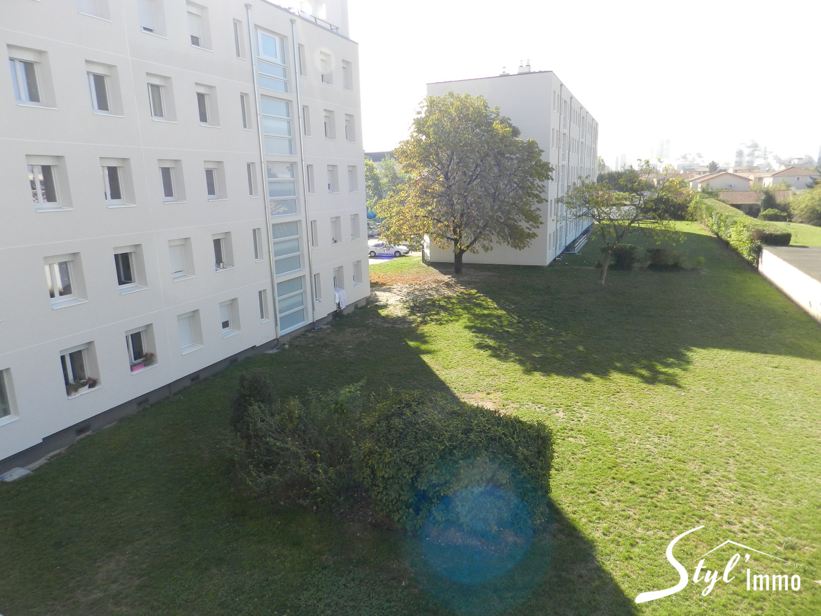 Annonce vente appartement vaulx en velin 69120 64 m for Porte vaulx en velin
