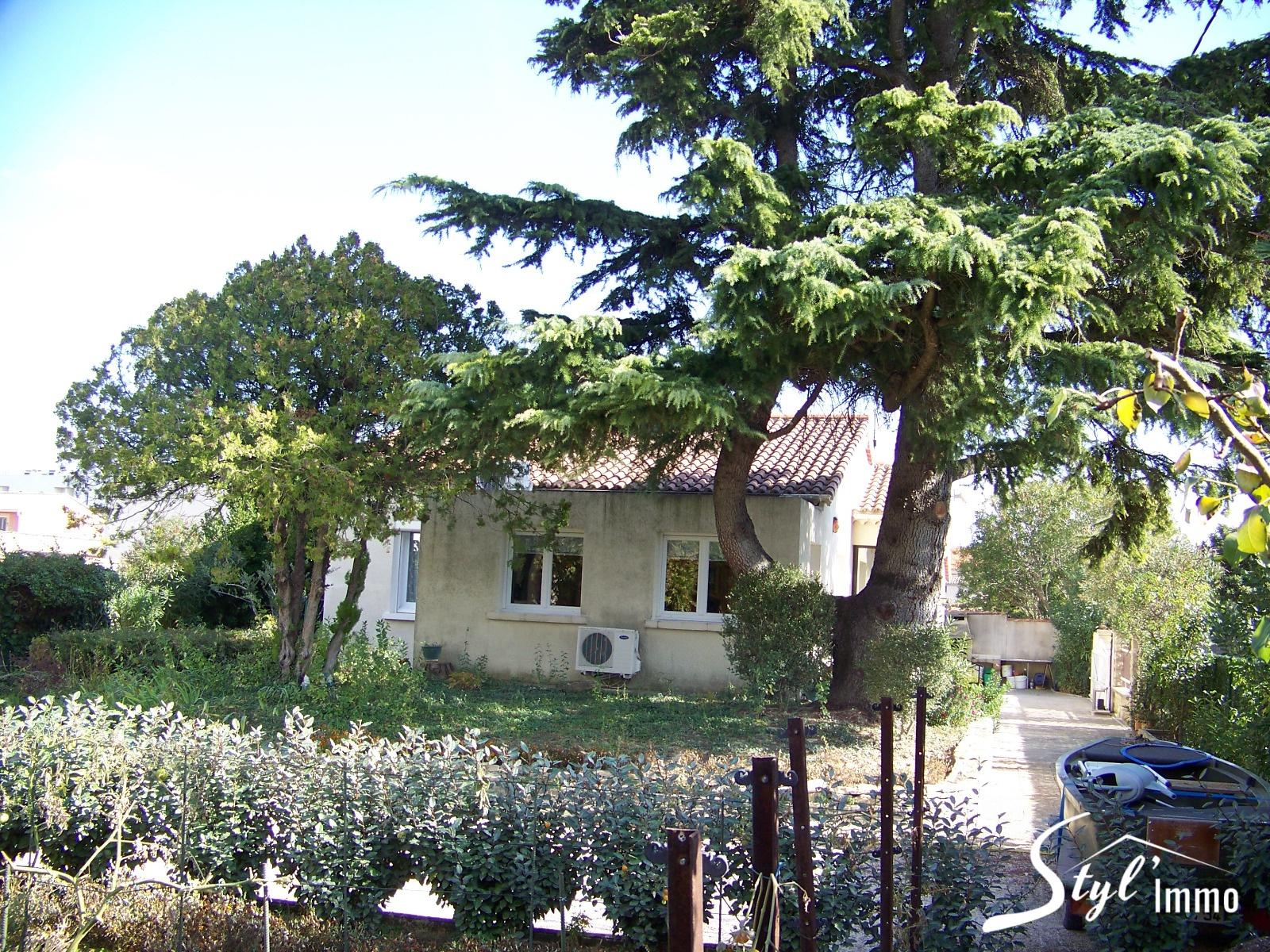 Annonce vente maison pont saint esprit 30130 81 m for L jardine pont saint esprit