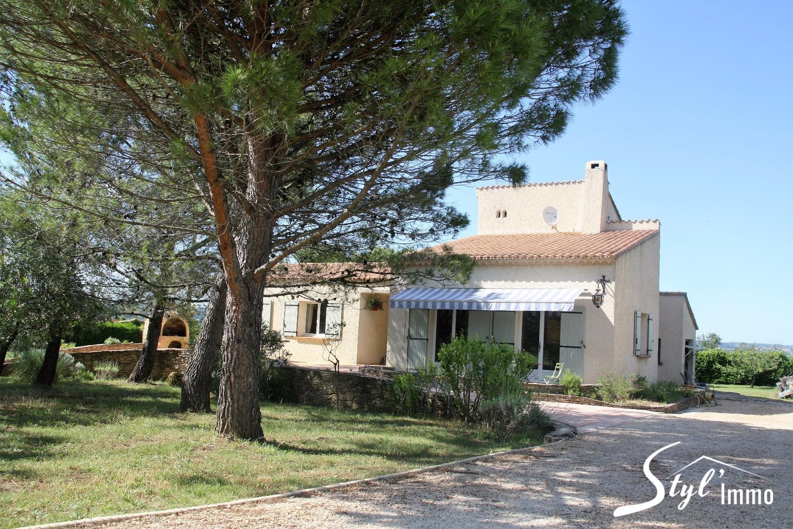 Annonce vente maison saint paulet de caisson 30130 120 for Maison caisson